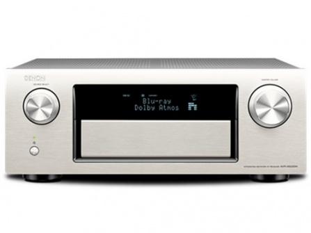 Denon AVR-X6200W - silver
