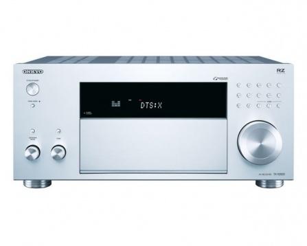 Onkyo TX-RZ820 - Silver