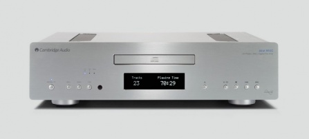 Cambridge Audio Azur 851C silver - štůdio