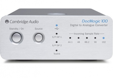 Cambridge Audio DacMagic 100 - Silver