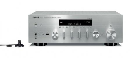 Yamaha R-N803D Silver