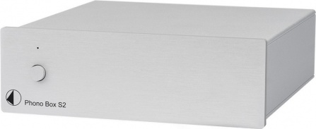 Pro-Ject Phono Box S2 - Silver