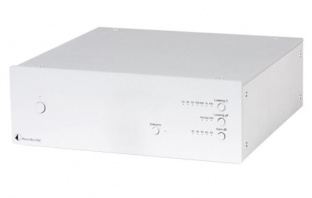 Pro-Ject Phono Box DS2 Silver