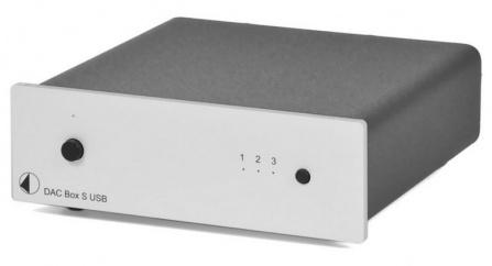 Pro-Ject DAC Box S USB - Silver