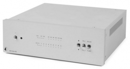 Pro-Ject DAC Box RS - Silver