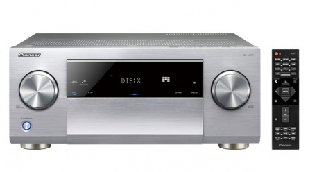 Pioneer SC-LX701 Silver