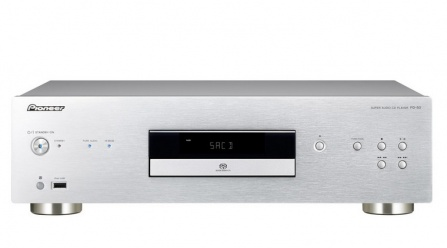 Pioneer PD-50 Silver