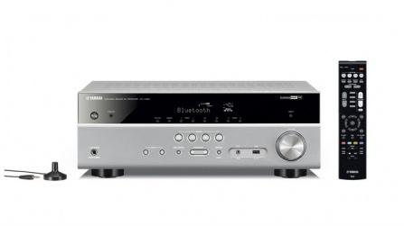 Yamaha RX-V485 Silver