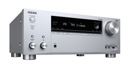 Onkyo TX-RZ730 Silver