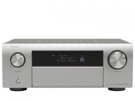 Denon AVR-X4400H Silver