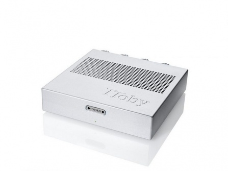 Chord Electronics TTOBY Silver