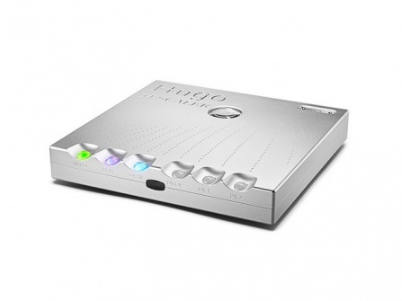 Chord Electronics Hugo M Scaler Silver