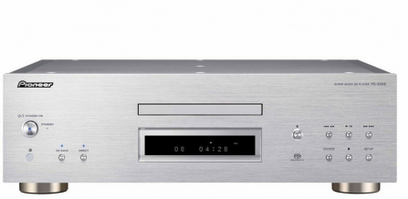 Pioneer PD-50AE Silver