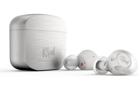 Klipsch T5 II True Wireless Silver