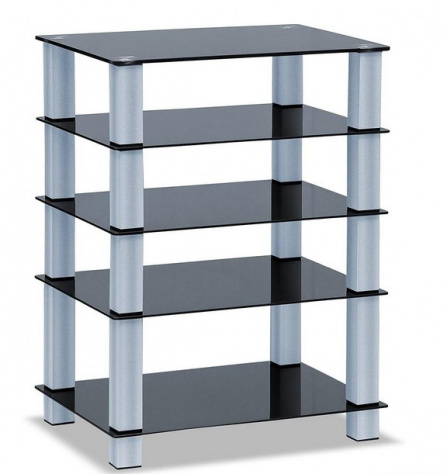 HTP Hi-Fi Rack 3 Silver