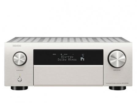 Denon AVC-X4700H Silver
