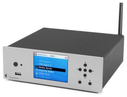 Pro-Ject Stream Box DS+ Silver