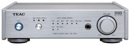 TEAC UD-301-X Silver