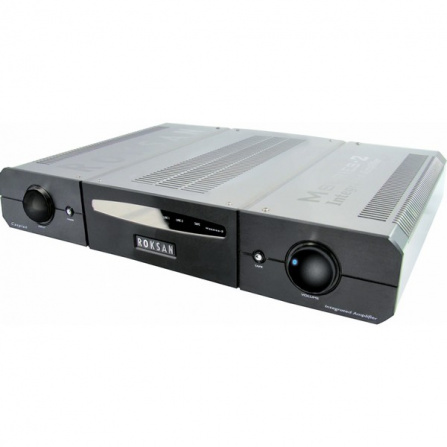 Roksan Caspian M2 Integrated Amplifier Silver+Black
