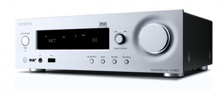 Onkyo R-N855 Silver
