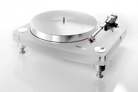 Thorens TD 2015 - White Acrylic