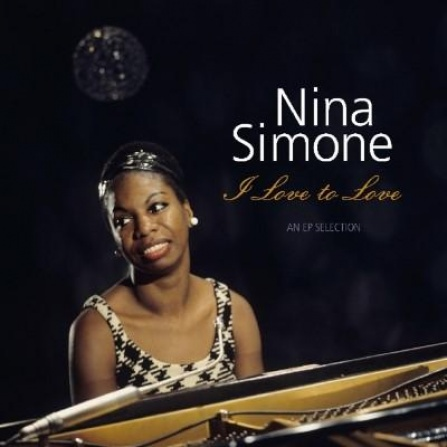 Nina Simone - I Love To Love LP