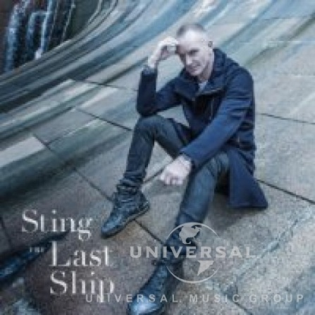 Sting - The Last Ship LP