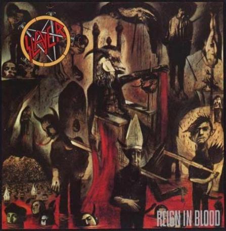 Slayer - Reign In Blood LP