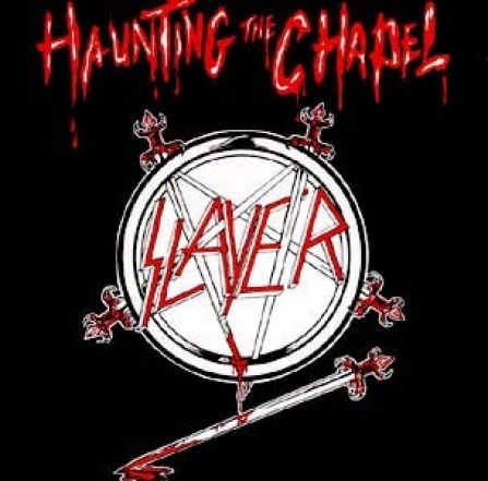 Slayer - Haunting The Chapel LP