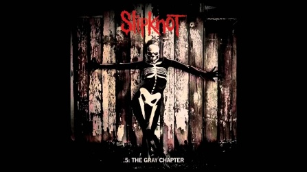Slipknot - .5: The Gray Chapter CD
