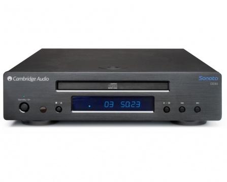 CD přehrávač Cambridge Audio Sonata CD30 - černá