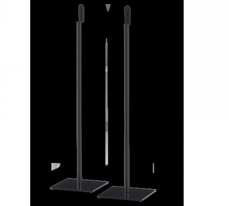 Stojan Sonorous SP 200 černé sklo-černá