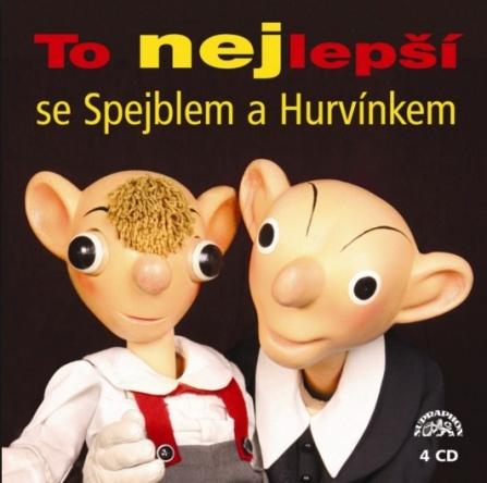 To Nejlepší Se Spejblem a Hurvínkem CD (4)