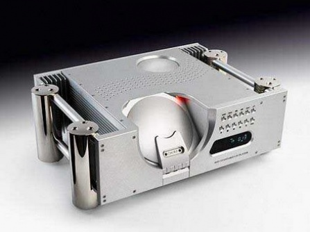 Chord Electronics Red Standard Mk III - stříbrná