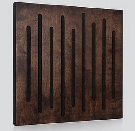 Wood Equalizer Ebony