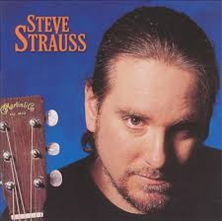 Steve Strauss - Powderhouse Road - CD