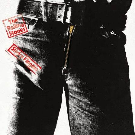 Rolling Stones - Sticky Fingers LP