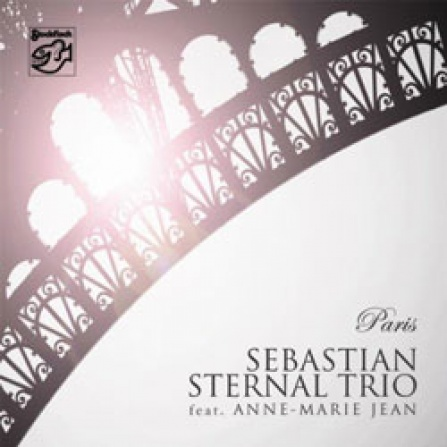 Sebastian Sternal Trio Feat. Anne-Marie Jean - Paris - LP