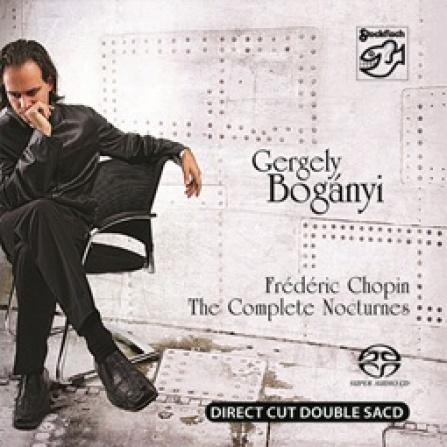 Gergely Bogányi - Frédéric Chopin: 21 Nocturnes - 2-SACD/-CD (Stereo)