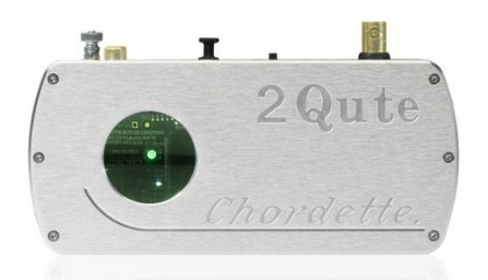 Chord Electronics 2Qute DAC - stříbrná