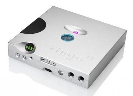 Chord Electronics Hugo TT - stříbrná