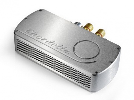 Chord Electronics Chordette Scamp - stříbrná