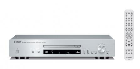 Yamaha CD-N301 - Silver