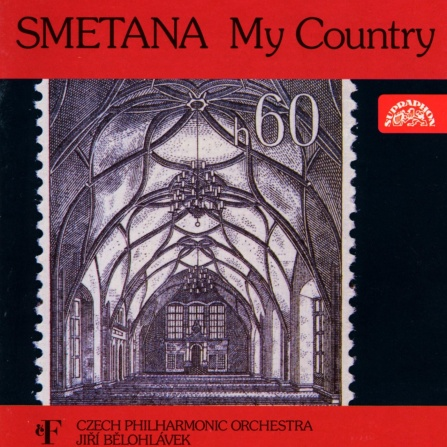 Bedřich Smetana - Má vlast CD