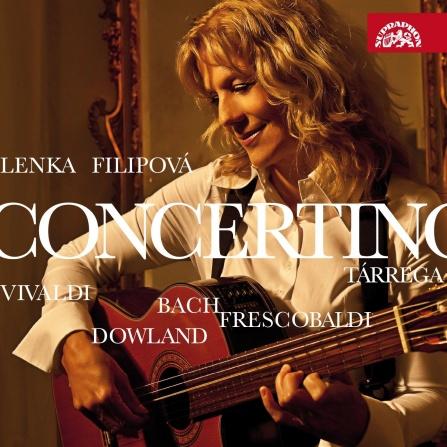 Lenka Filipová - Concertino CD
