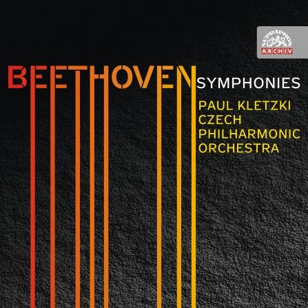 Beethoven / Česká filharmonie / Paul Kletzki  - Symfonie (6CD)