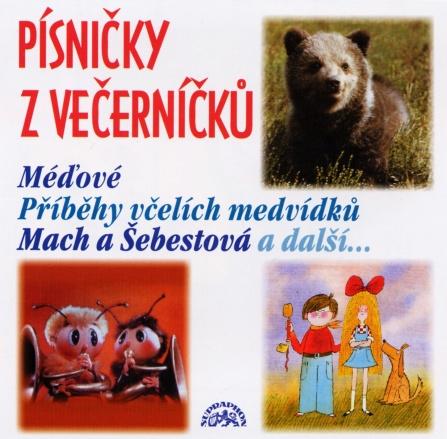 Písničky z Večerníčků CD