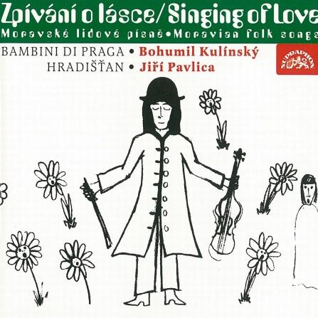 Bambini di Praga, Hradišťan - Zpívání o lásce CD