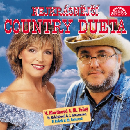 Various - Nejkrásnější country dueta CD