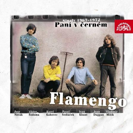 Flamengo - Paní v černém CD